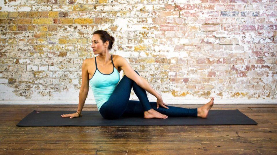лечебна йога