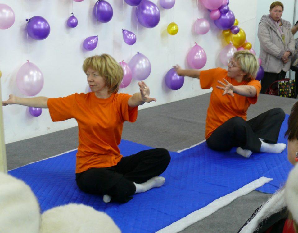 Спирална гимнастика